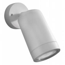Φωτιστικό Σποτ Κινητό Μονής Κατεύθυνσης 1xGU10 230V Πλαστικό Λευκό C-01KEY  IP44 cda09e10d58