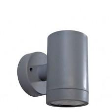 Φωτιστικό Σποτ Μονής Κατεύθυνσης 1xGU10 230V Πλαστικό Γκρί C-01 IP44 7c355d8683b
