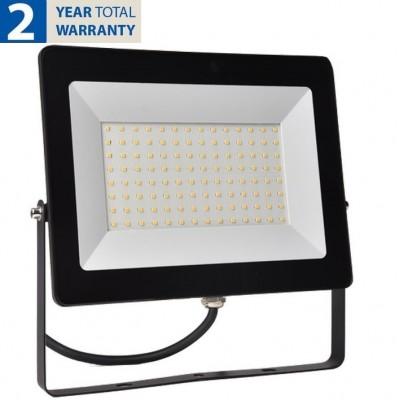 Προβολέας LED 100W 230V 8000lm 120° IP65 5500K Ψυχρό Φως 98HELIOS100